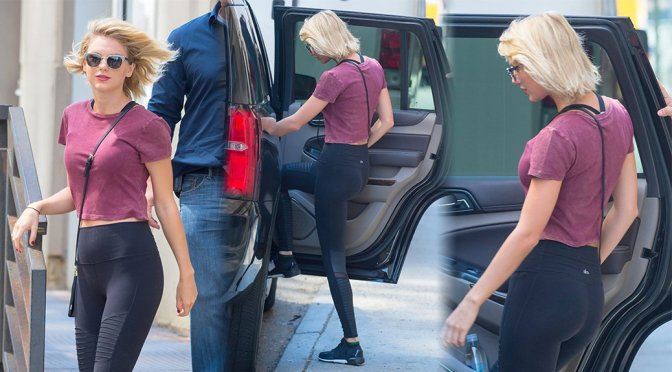 Taylor Swift – Candids in New York