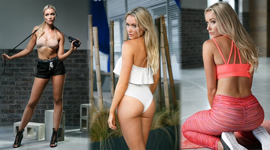 "Katrina Bowden - ""The Chive"" Photoshoot"