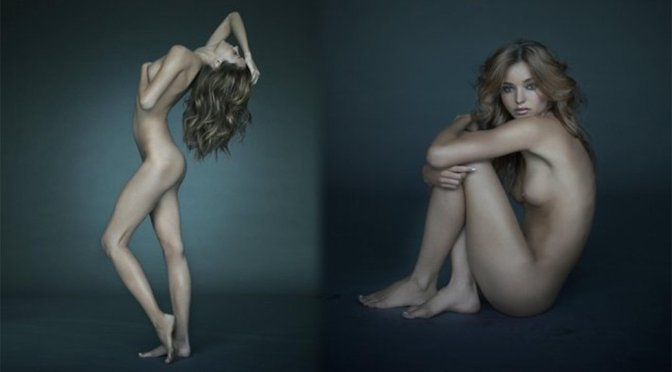 Miranda Kerr – Nude Photoshoot by Russell James