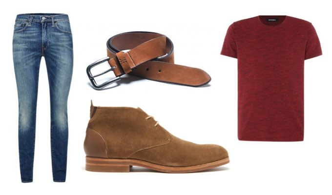 How To Wear Chukka Boots In Summer Men39s Style Guides