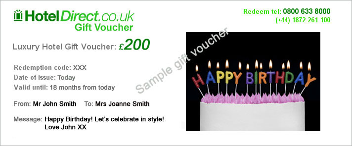 hotel gift certificate template - Josemulinohouse - sample birthday gift certificate template