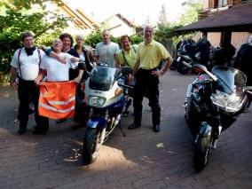 Gröber Motorcycle gang