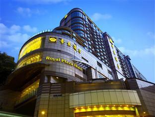 Royal Plaza Hotel 5 Star Hotel In Mongkok Hong Kong