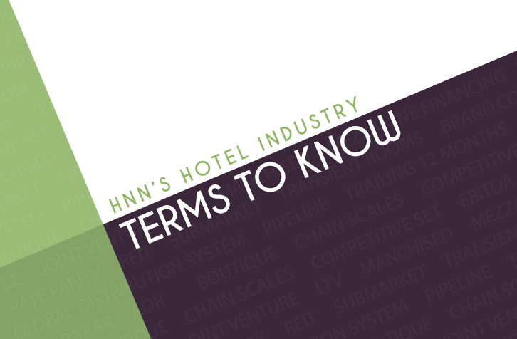 HNN - Hotel Industry Terms to Know