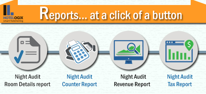 Importance of Night Audit Reports in a hotel by Hotelogix blog - audit reports