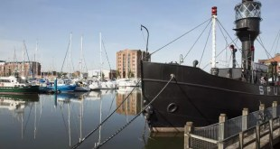 Hull marina courtesy of VisitEngland/Iain Lewis