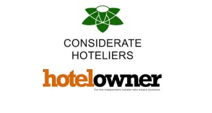Considerate Hoteliers and Hotel Owner announce new editorial partnership for sustainability awareness