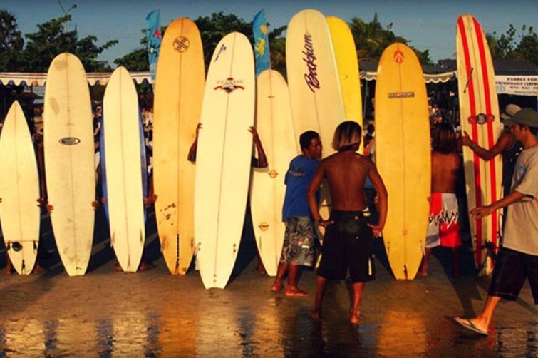 The newbies guide to surfing in Bali Hot in Bali