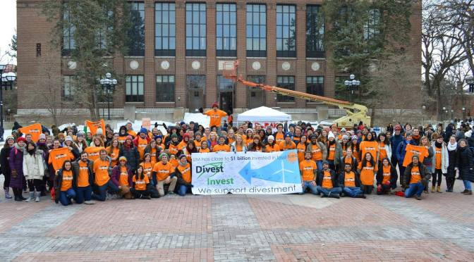 Divest and Invest