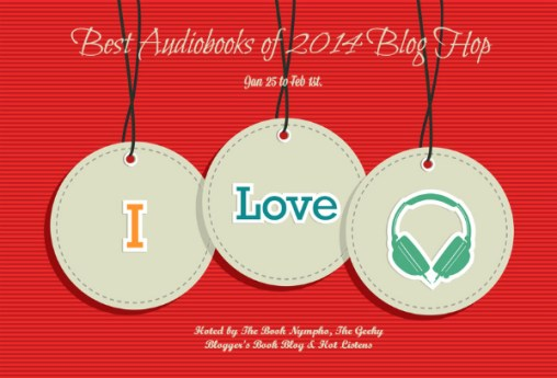I Love Audiobooks Giveaway Hop