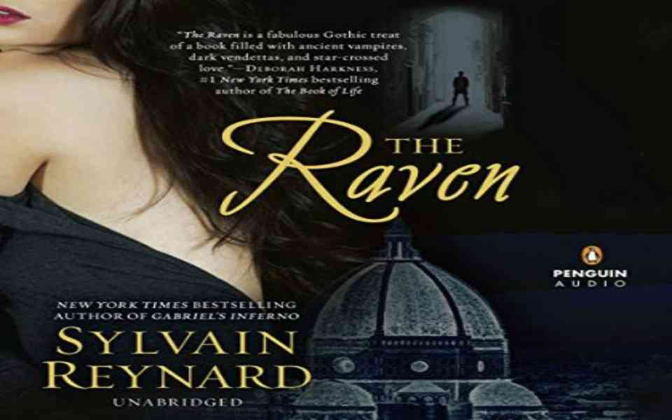The Raven Audiobook by Sylvain Reynard (review)