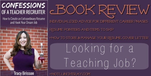 Looking for a teaching job? Book Review Confessions of a Teacher Recruiter