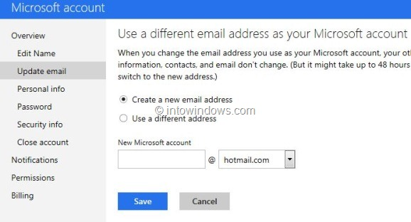 How to Switch Old Hotmail Account to New Account? - create outlook account