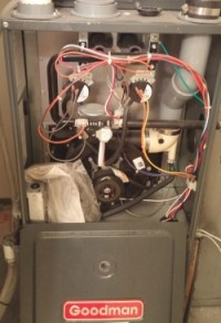 5 Reasons Why Your Pilot Light Keeps Going Out | Furnace ...