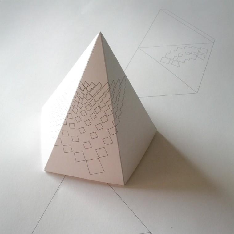 Faux-Denim Branding Lucky brand and Tech - packaging slips