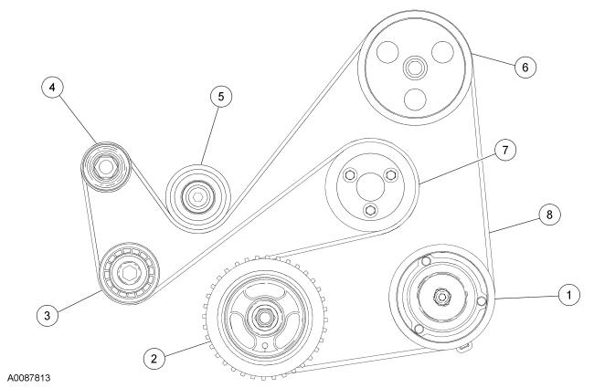 2011 ford fusion 2.5 engine diagram