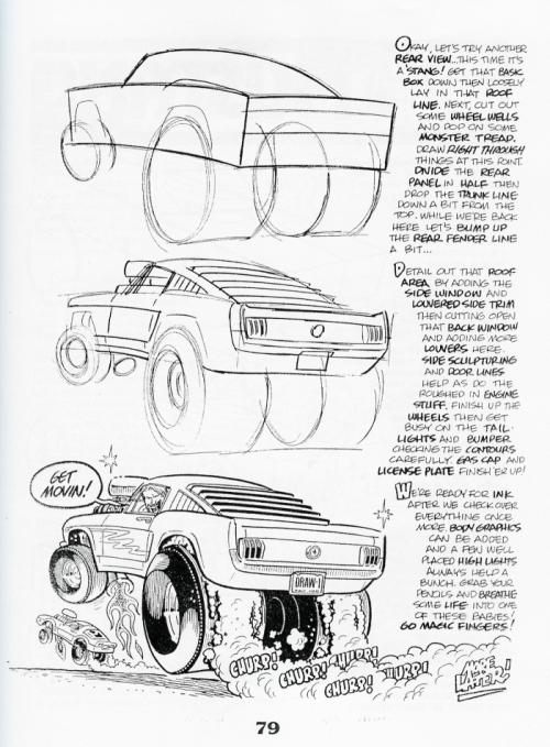 Cartoons - How To Draw Car art and car ads Pinterest Cartoon - research paper proposal template