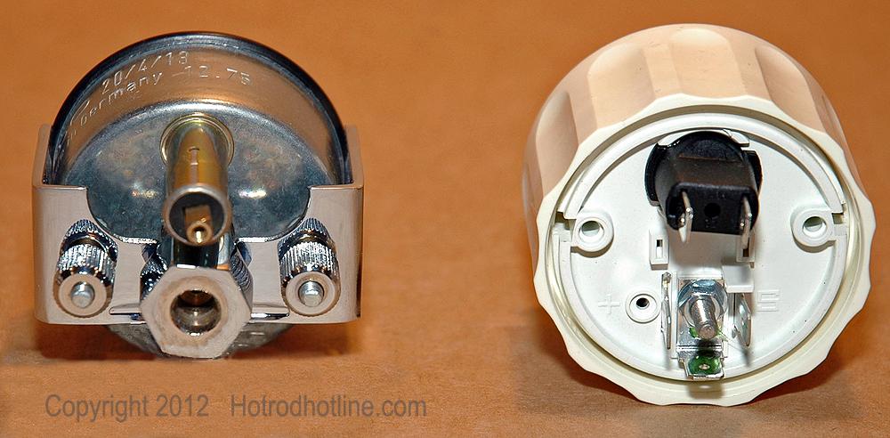 Vdo Electric Oil Pressure Gauge Wiring Diagram - Wiring Solutions