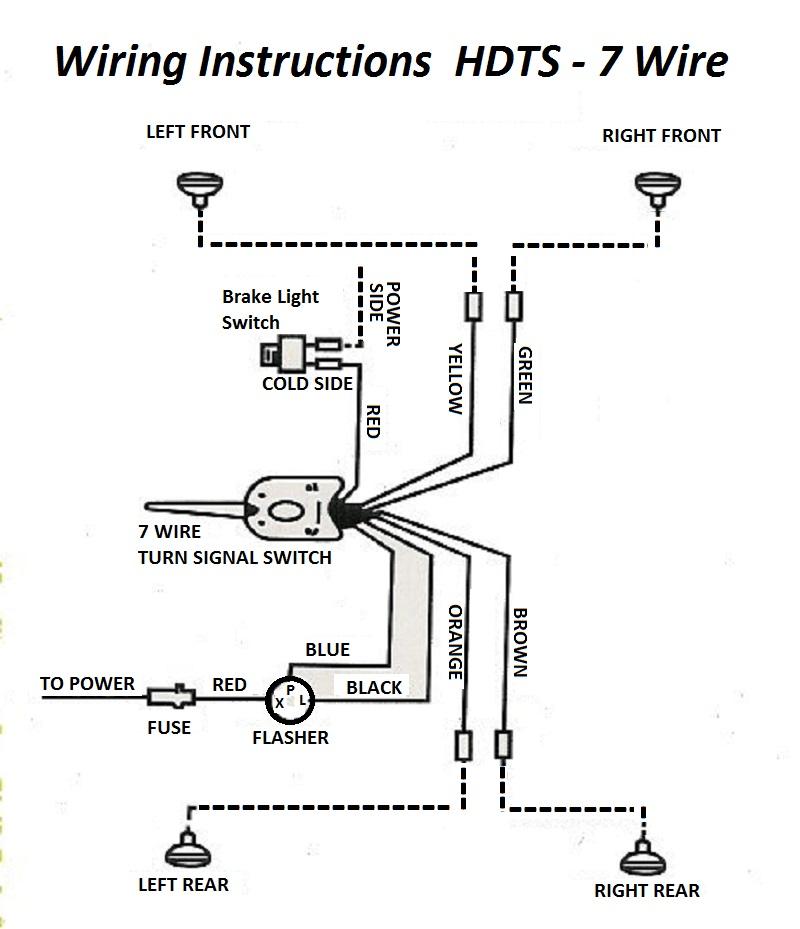 chevy street rod wiring diagram