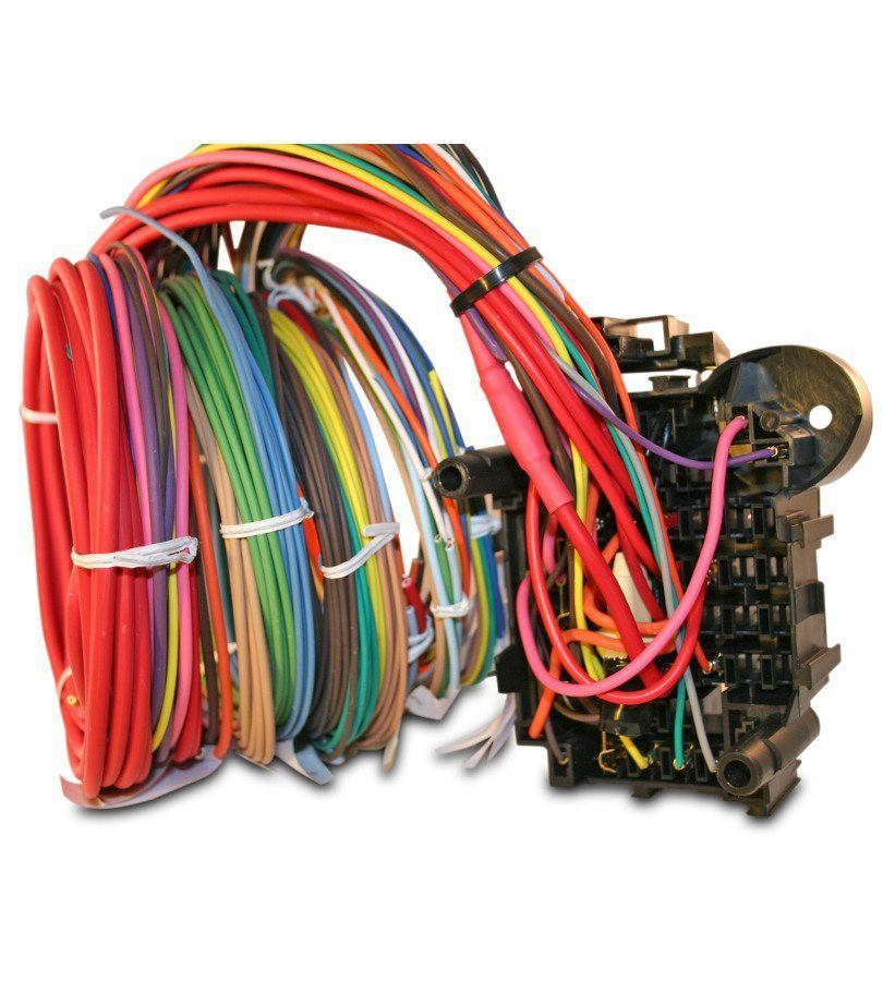 Universal 12 Circuit Auto Wiring Harness HotRodWires