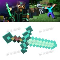 How To Make Laser Sword In Minecraft. lightsabers mod for