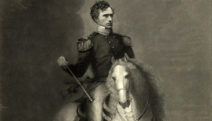 Young Franklin Pierce