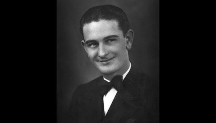 Young Lyndon B Johnson