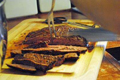 Argentine Flank Steak with Salsa Criolla | Hottie Biscotti