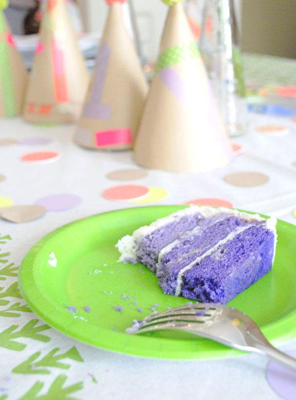 Vanilla Birthday Cake with Vanilla Frosting Hottie Biscotti