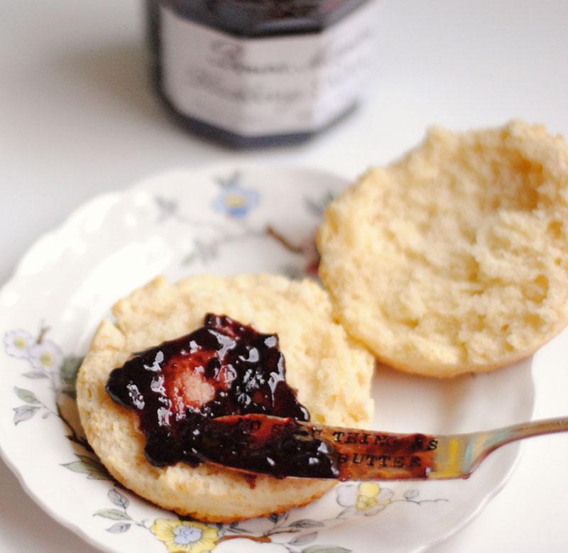 Basic Cream Biscuits Hottie Biscotti