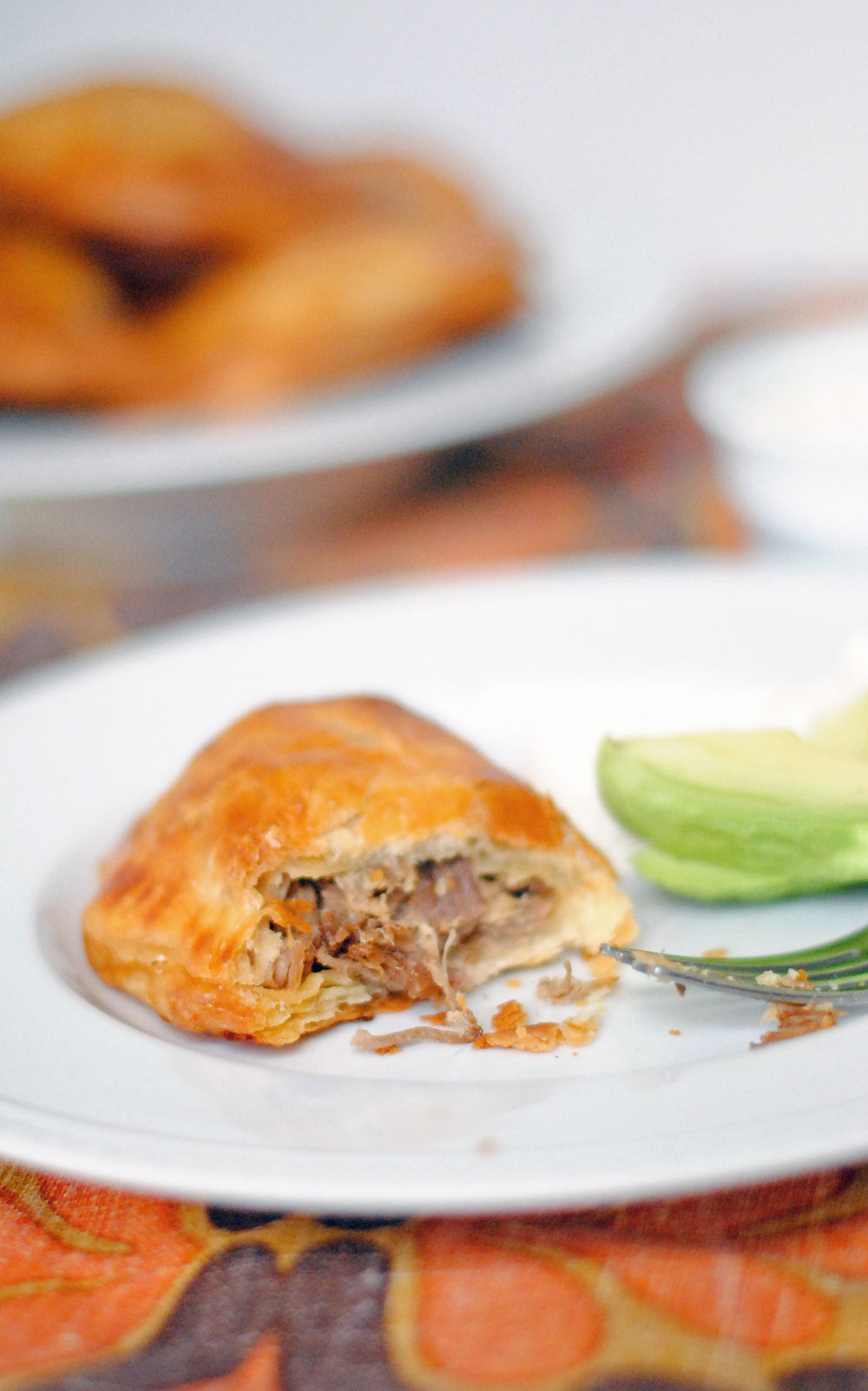 ... Empanadas with Slow Cooker Pork Carnitas Filling | Hottie Biscotti