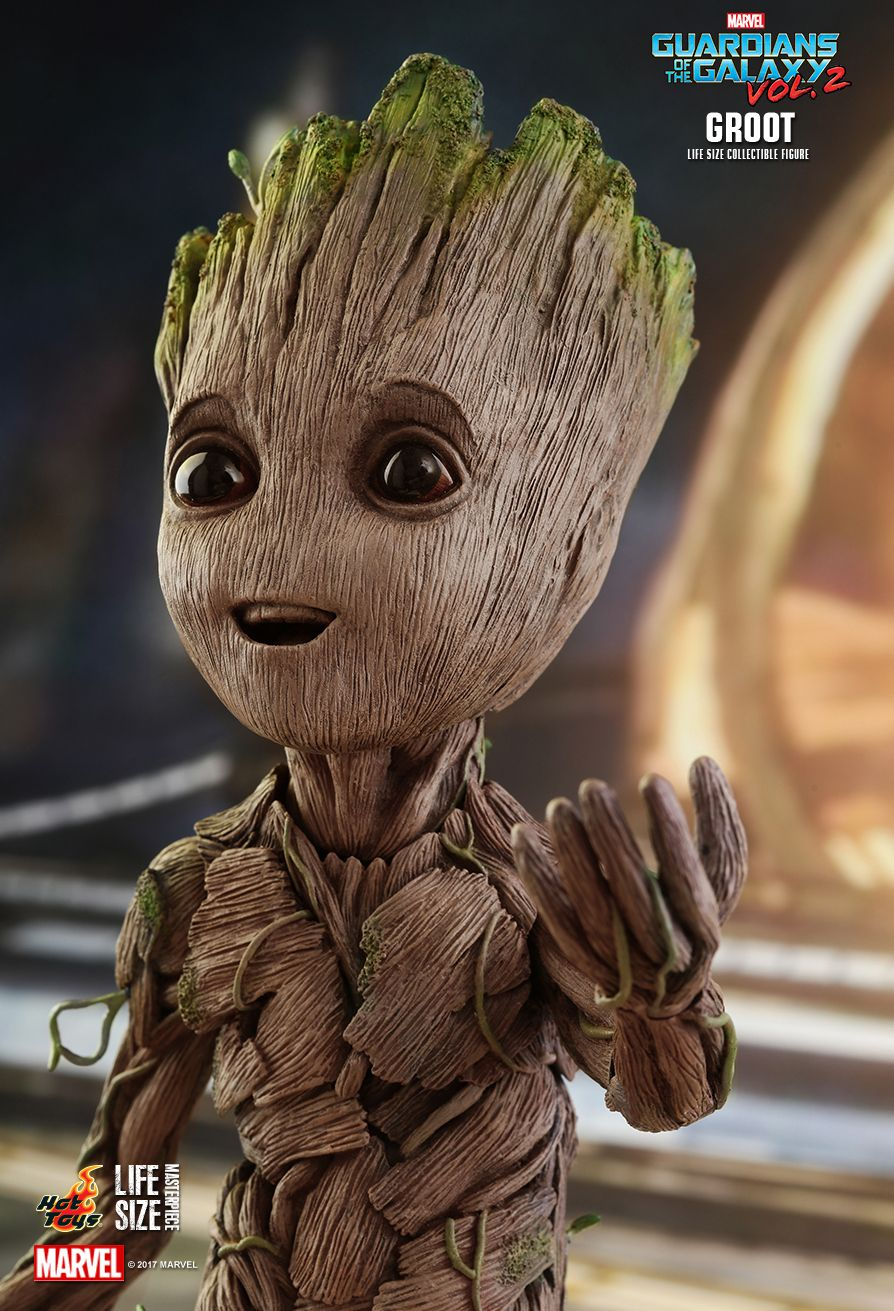 Harley Quinn Hd Iphone Wallpaper Guardians Of The Galaxy Vol 2 Baby Groot Gets A Life