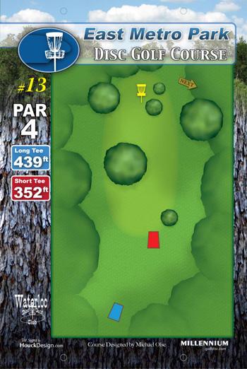 Disc Golf Tee Signs - Tee Sign Templates