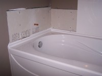 How To Install A Bath Tub Surround