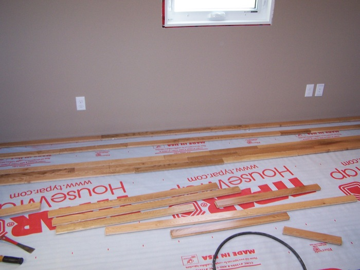 How To Blind Nail Tongue And Groove Flooringhardwood