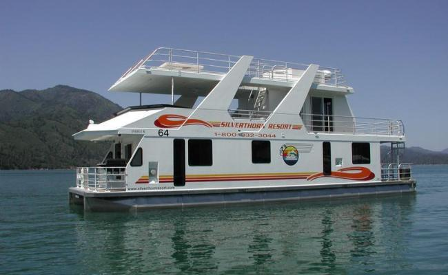 Queen I Houseboat