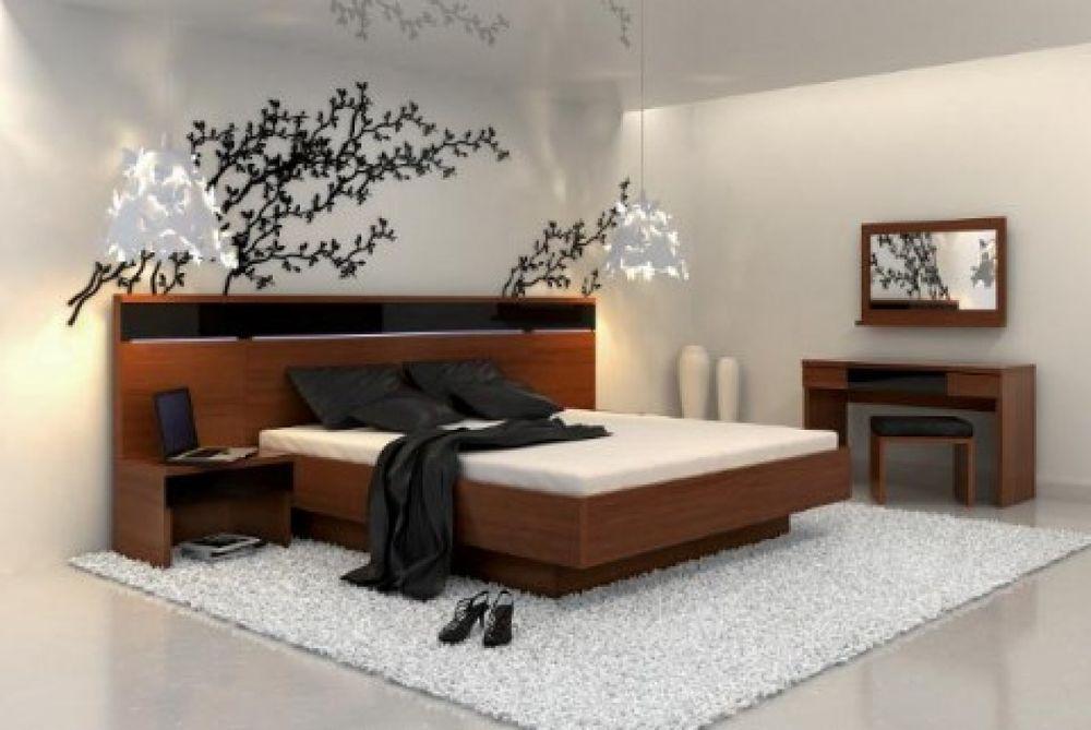 Modern Japanese Bedroom - Business-expert