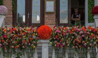 Most Creative Outdoor Entrance Decoration Ideas