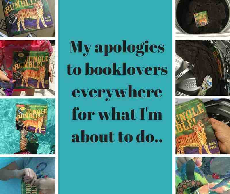 Indestructibles: Books Kids (Almost) Can't Destroy