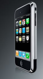 The Apple iPhone - not in South Africa just yet
