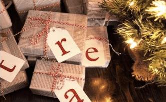 Christmas wrappings