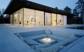 Glass house - feature image