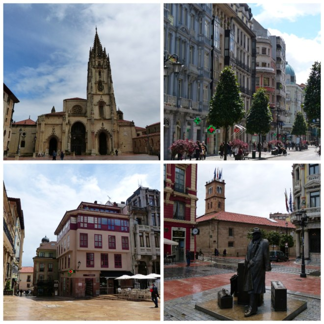 Oviedo 4 Collage