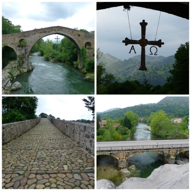 Cangas de Onis Collage