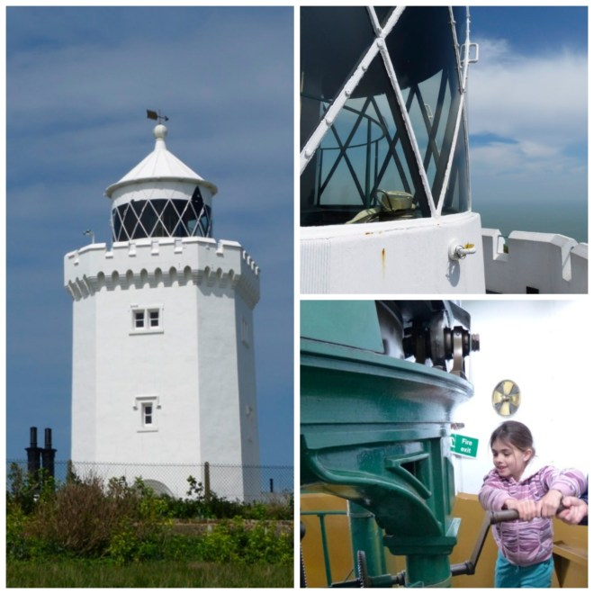 South Foreland Lighthouse Collage
