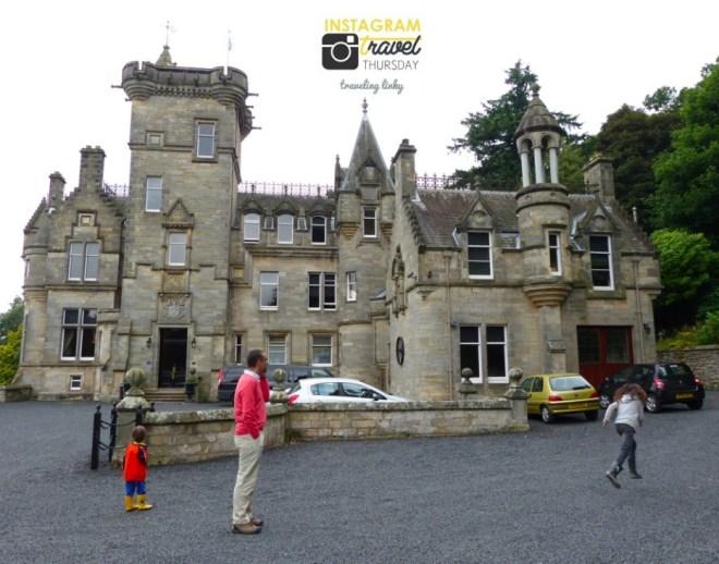 IG Travel Thursday castle