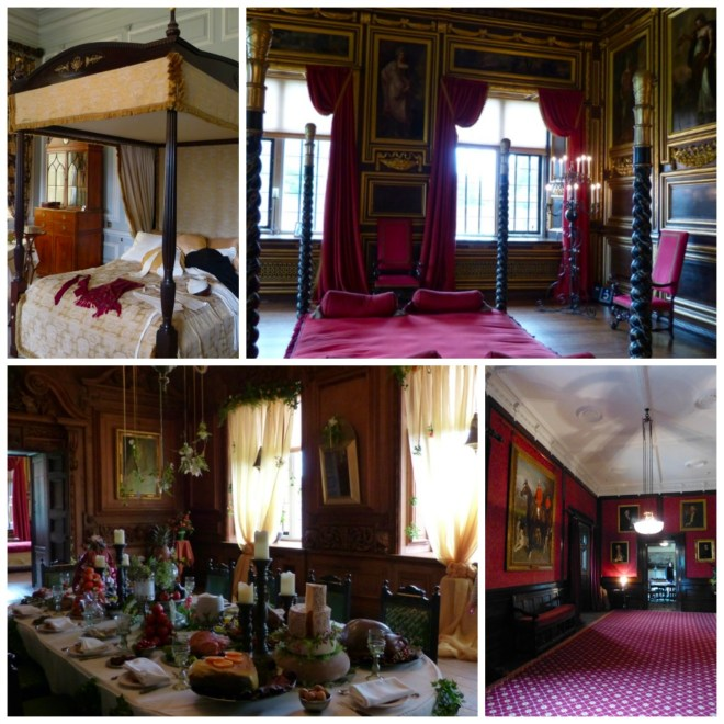 Tredeger House Collage