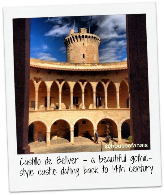 Bellver Castle in Palma