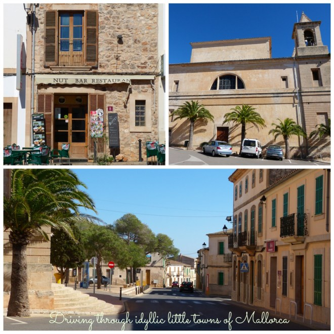 Little towns of mallorca
