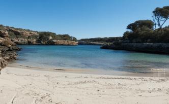 Cala Sa Nau. Mallorca